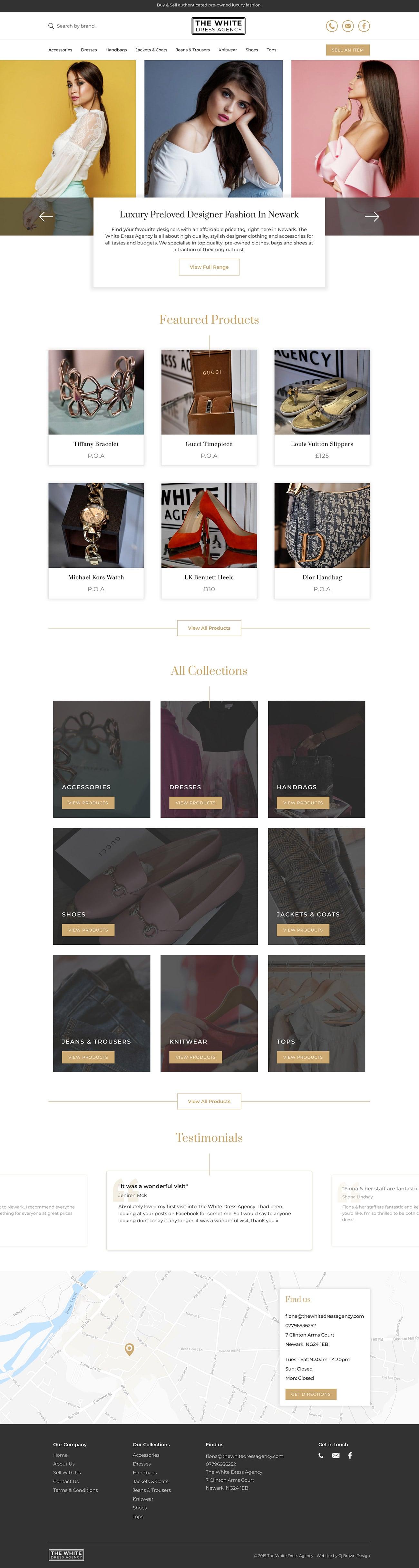 Web Design Grantham